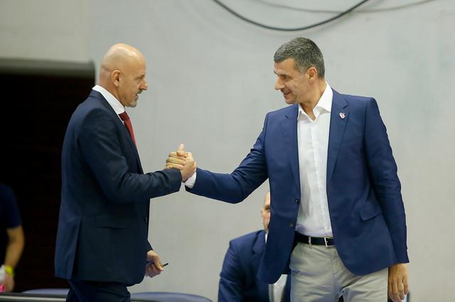 Saša Obradović i Vladimir Jovanović