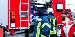 Strażak przeżył szok podczas interwencji. W rozbitym aucie zobaczył bliską osobę