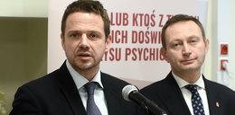 Rafał Trzaskowski zwolnił Pawła Rabieja. To kara za urlop w czasie pandemii