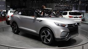 SsangYong XLV: siedmiomiejscowy SUV z Korei