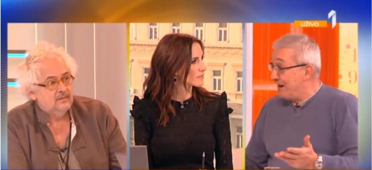 Ivan Tasovac, Zoran Ostojić, TV Prva