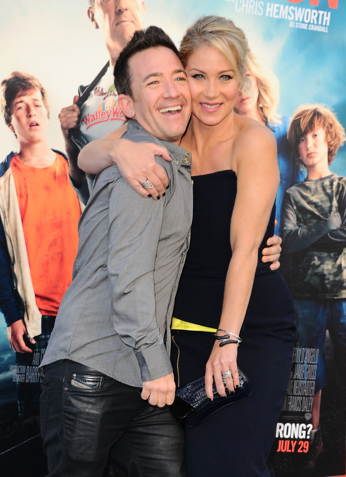 Christina Applegate i David Faustino