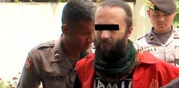 Polak skazany w Indonezji. Twierdzi, że jest niewinny
