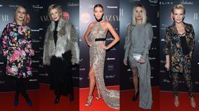 Gwiazdy na urodzinach Harper's Bazaar. Kto się pojawił?