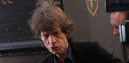 Jagger korzysta tylko z tylnych drzwi