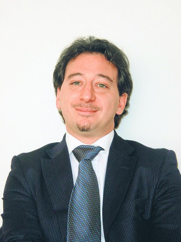 Prof. Andrea Renda, starszy analityk w Centrum Studiów nad Polityką Europejską (CEPS), profesor na Uniwersytecie Luiss Guido Carli w Rzymie