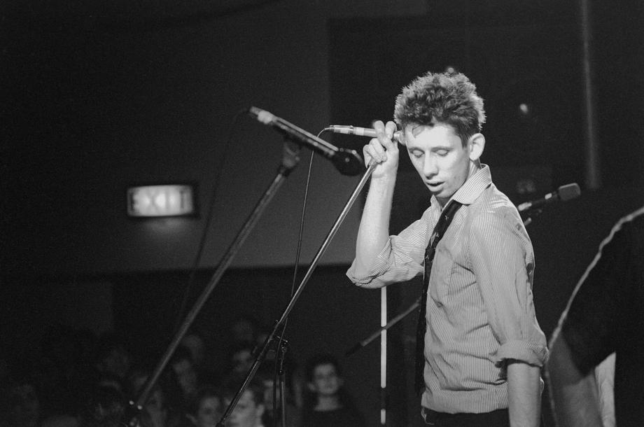"Kadr z filmu dokumentalnego ""Crock of Gold: A Few Rounds with Shane MacGowan"""