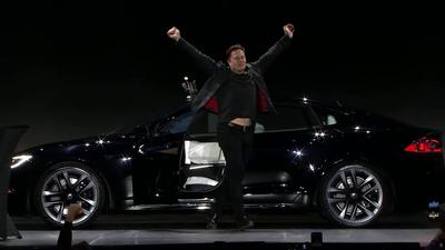 Tesla Model S Plaid zaprezentowana - 1020 KM i 2,1 s do 100 km/h!