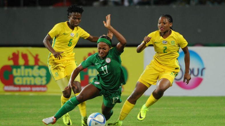 Francisca Ordega was Super Falcons' best player in their 2018 AWCON title win in December