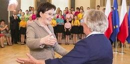 Ewa Kopacz spotkała się ze swoją...