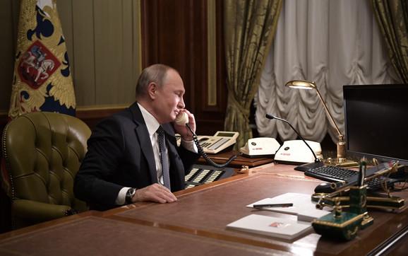 Takav nije radio kod nas - Vladimir Putin