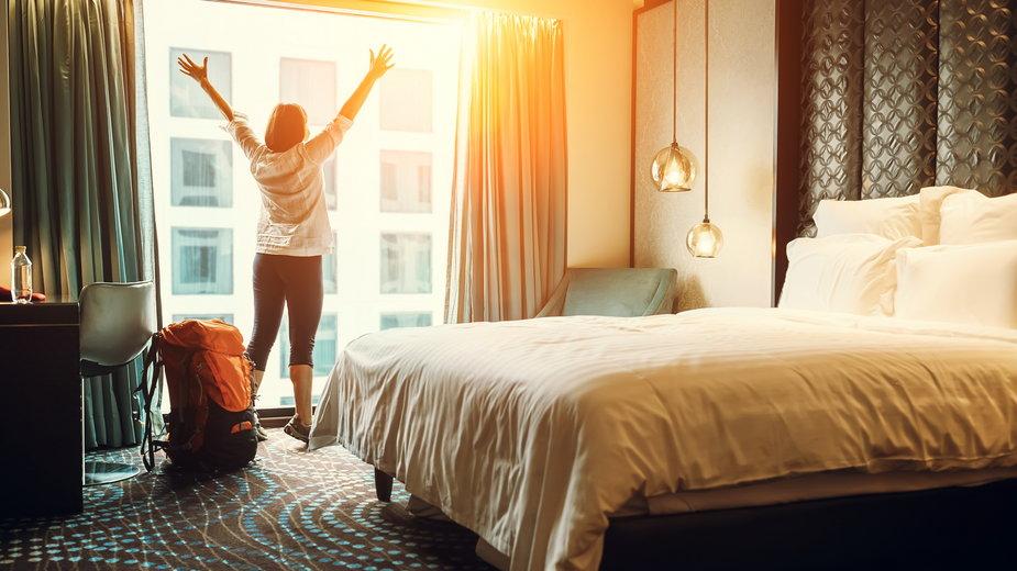 Hotele wznawiają działalność 8 maja