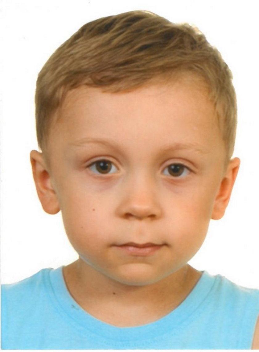 Ojciec zabił pięcioletniego Dawida