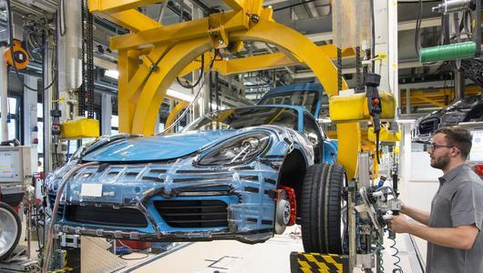 Rekordowa premia dla pracowników Porsche