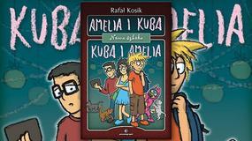 """Koniec wakacji, czyli """"Amelia i Kuba. Nowa szkoła"""" Rafała Kosika [RECENZJA]"""