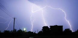 Uwaga na burze! Alerty w pięciu województwach