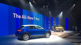 Volkswagen T-Roc wyznacza nowe standardy