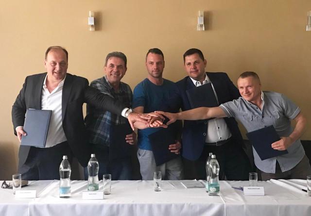 Čelni ljudi Bokserskih saveza iz bivših jugoslovenskih republika postigli su sporazum oko osnivanja Regionalne lige