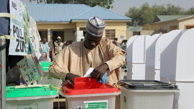 The attack on Maiduguri took place just two hours before voting stations opened