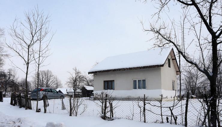 kuca u kojoj je nadjena Vera Brkovic