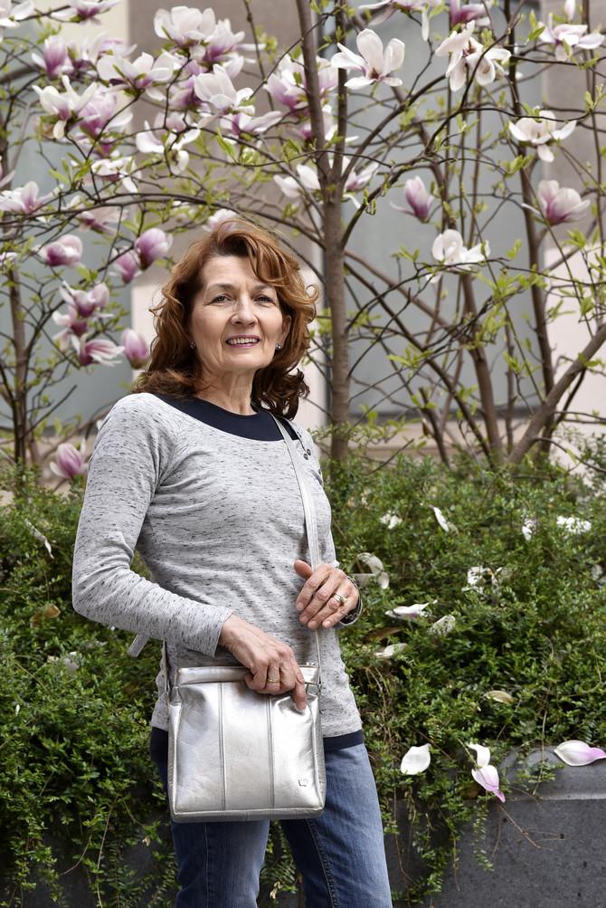 """Stilistkinja """"Blic žene"""" Ljiljana Perović je Mariju doterala za rubriku """"Moj novi stil"""", a Marija je njoj ispričala o ljubavi svog života"""