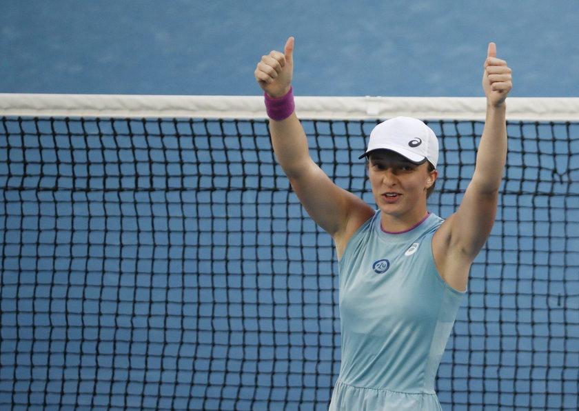Australian Open: Halep na drodze Świątek