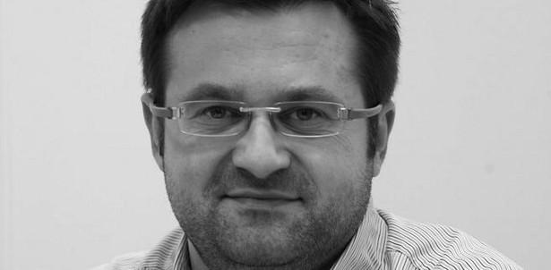 Marcin Hadaj, szef sekretariatu redakcji