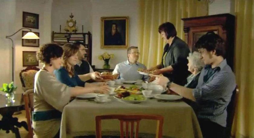 Rodzina Komorowskiego