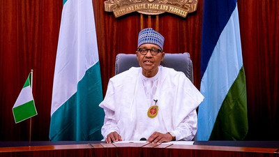 'Nigerians are very forgetful', Buhari slams citizens, says they value corrupt politicians