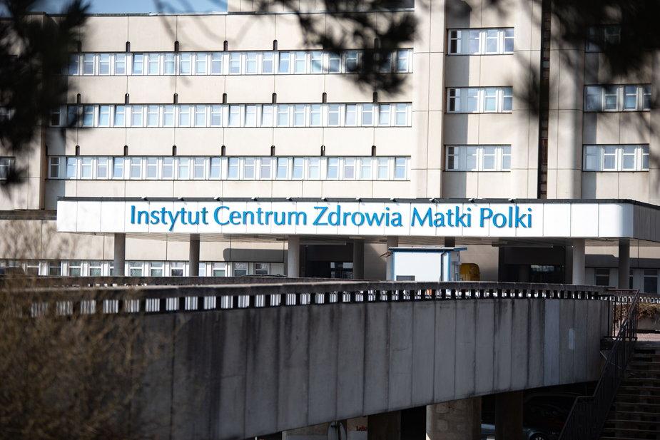 Szpital Centrum Zdrowia Matki Polki