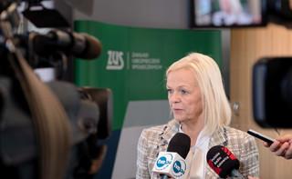 Borys-Szopa: Pieniądze na świadczenie 500 plus są zabezpieczone