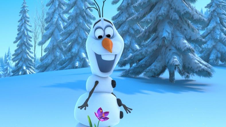 """Olafa czekają nowe przygody w """"Krainie lodu 2"""""""