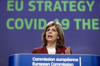 KE ogłosiła unijną strategię na rzecz leków przeciwko Covid-19