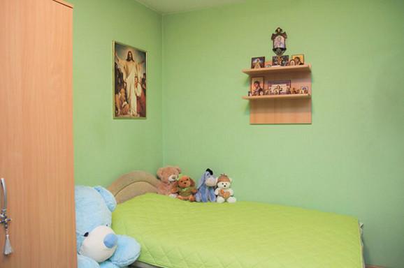 Njena devojačka soba
