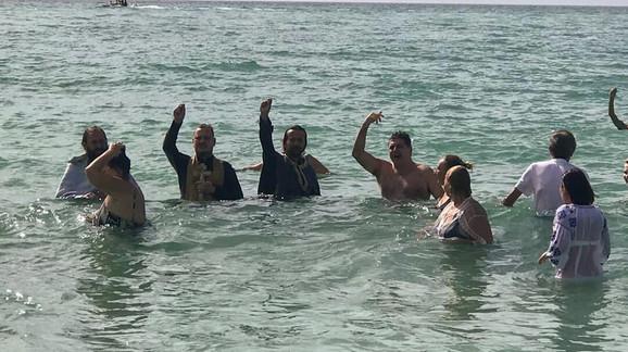 Plivanje proteklo u velikoj radosti i veselju