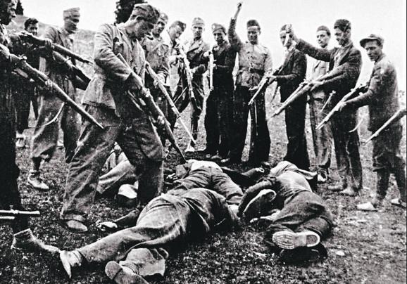 Zverstva iz Jasenovca zgrozila su čak i naciste