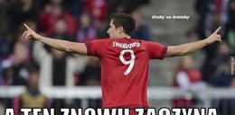Lewandowski znów na ustach Europy! MEMY GALERIA