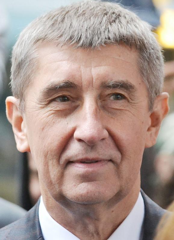 Andrej Babiš, kojeg zovu i češki Tramp