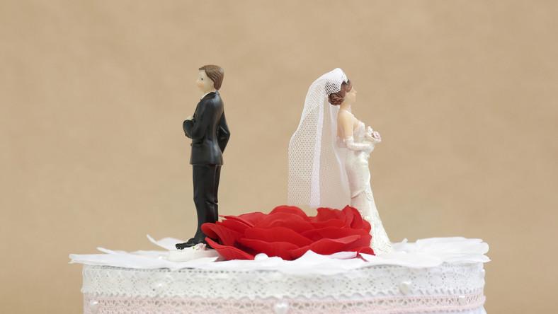 ślub, rozwód, rozwód kościelny/Fot. Shutterstock