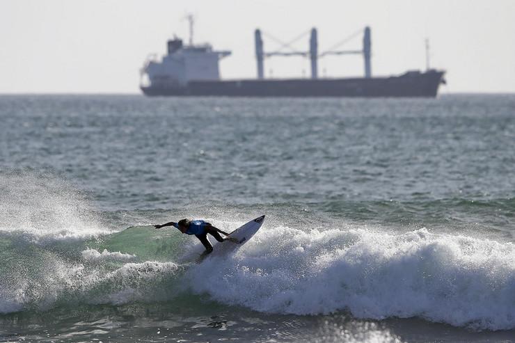 Surfovanje, ilustracija