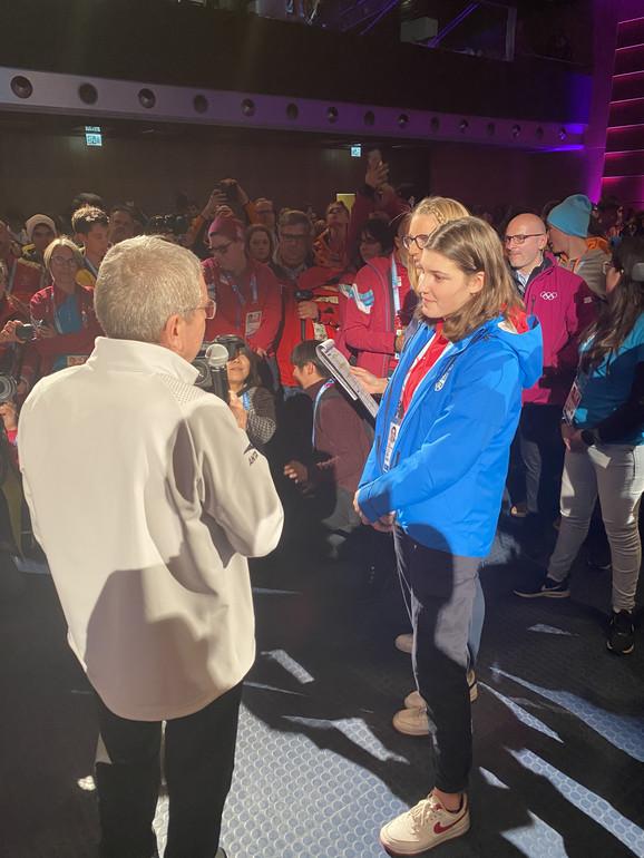 Zoja Grbović i Tomas Bah