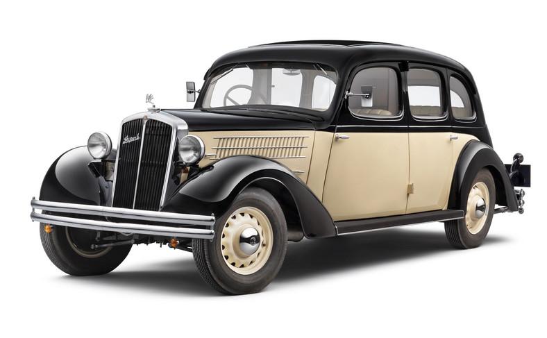 Skoda Superb - 1934 r.