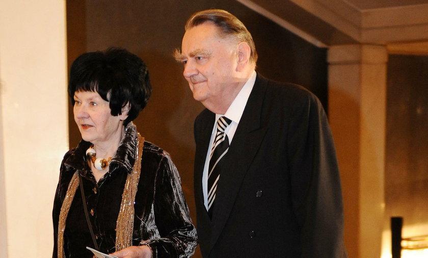 Żona Jana Olszewskiego mówi o jego ostatnich chwilach