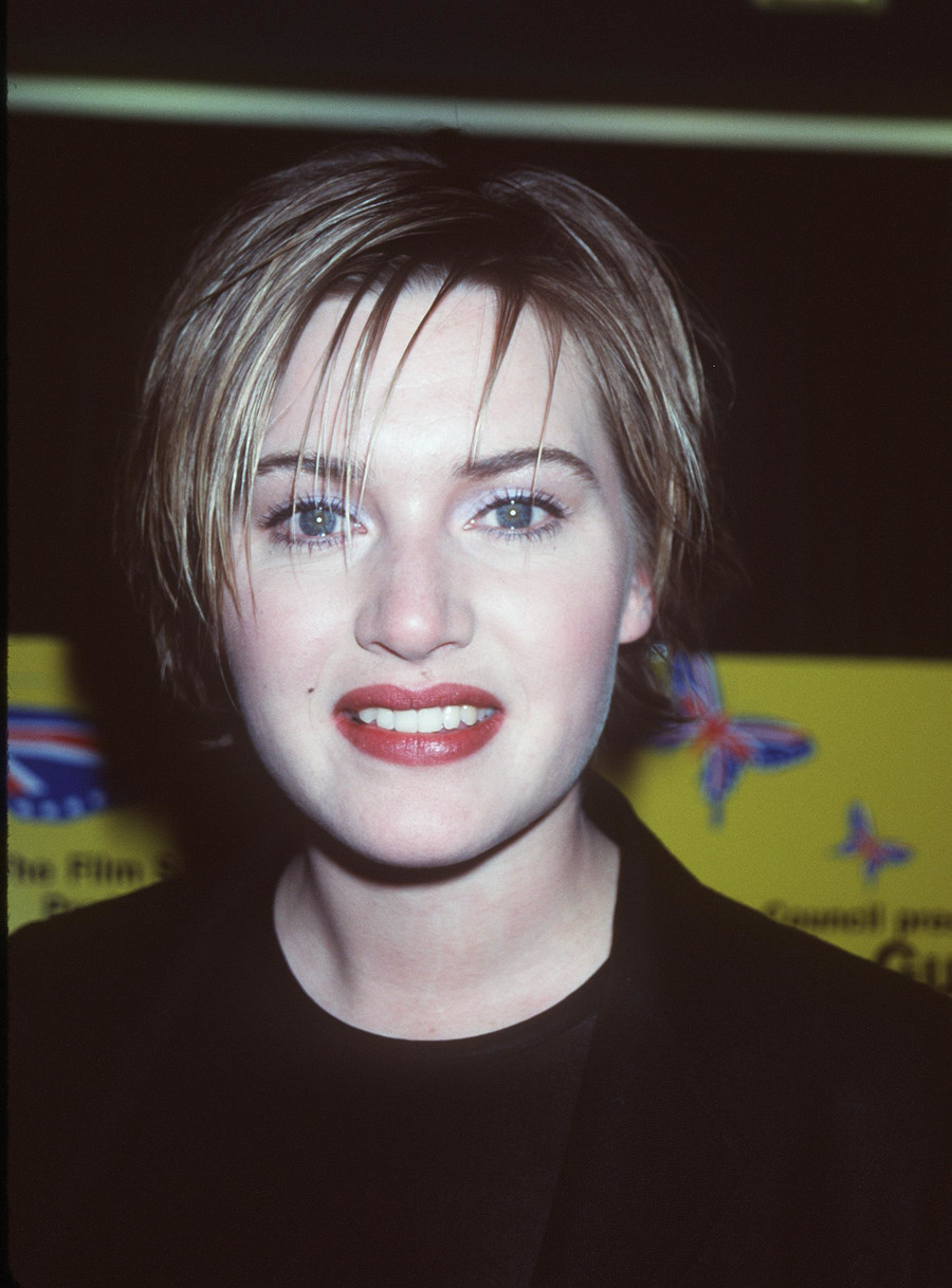 Kate Winslet w latach 90 / Getty Images / Robin Platzer Twin Images
