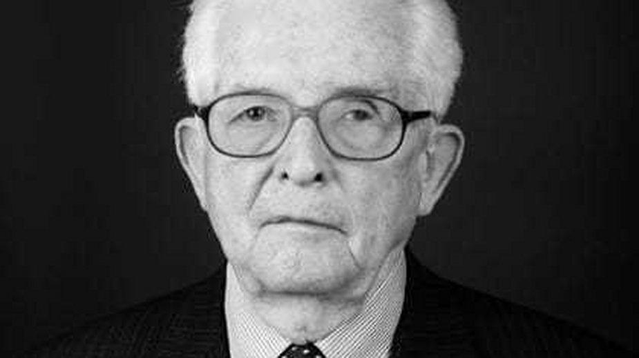 Wiesław Skrzydło zmarł w dniu swoich 92. urodzin
