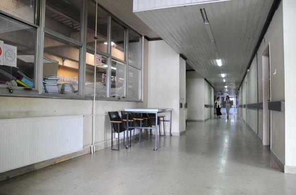 Prostor za budući Centar za vantelesnu oplodnju