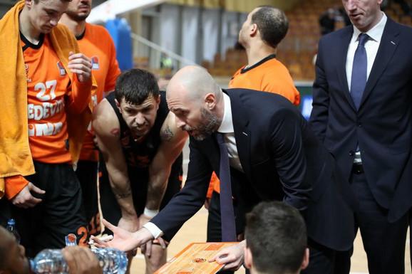 Slaven Rimac, trener Cedevite