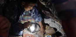 Tysiące ofiar trzęsienia ziemi. Brakuje miejsc w kostnicach!