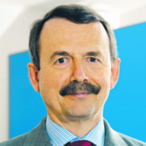 Wolfgang Streeck, niemiecki socjolog i ekonomista, dyrektor Instytutu Badań Społecznych im. Maxa Plancka w Kolonii.