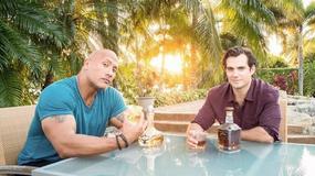 Zdjęcie Dwayne'a Johnsona i Henry'ego Cavilla podbija sieć
